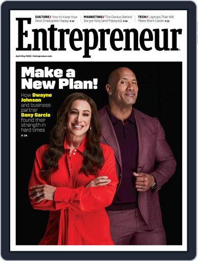 Entrepreneur (Digital) April 1st, 2020 Issue Cover
