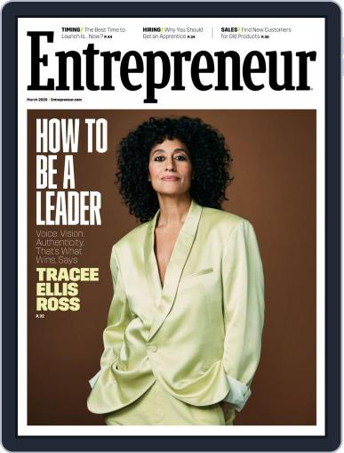 Entrepreneur (Digital) March 1st, 2020 Issue Cover
