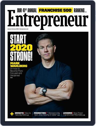 Entrepreneur (Digital) January 1st, 2020 Issue Cover