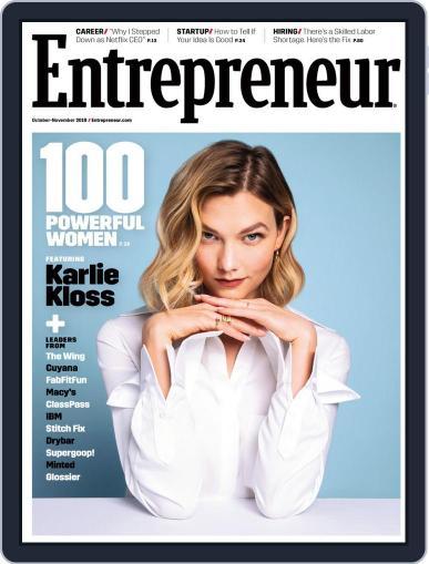 Entrepreneur (Digital) October 1st, 2019 Issue Cover