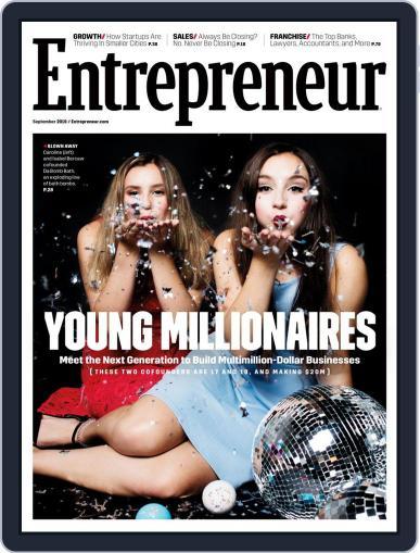 Entrepreneur (Digital) September 1st, 2019 Issue Cover