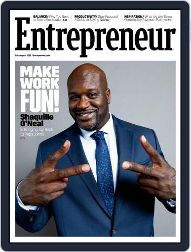 Entrepreneur (Digital) July 1st, 2019 Issue Cover