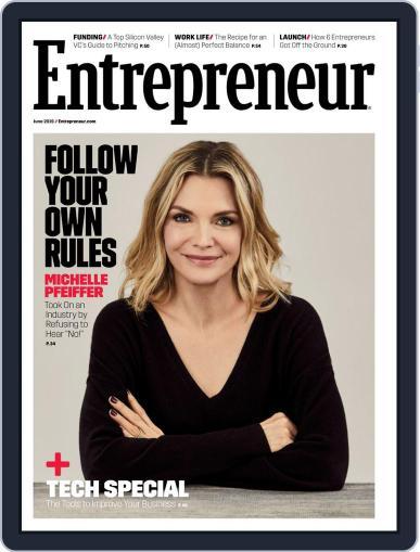 Entrepreneur (Digital) June 1st, 2019 Issue Cover