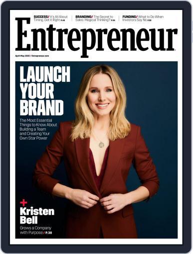 Entrepreneur (Digital) April 1st, 2019 Issue Cover