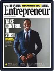 Entrepreneur (Digital) Subscription January 1st, 2019 Issue
