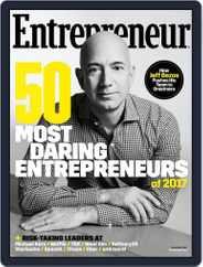 Entrepreneur (Digital) Subscription November 1st, 2017 Issue