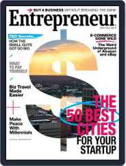Entrepreneur (Digital) Subscription July 19th, 2016 Issue