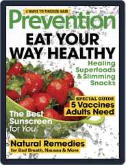 Prevention (Digital) Subscription July 1st, 2019 Issue