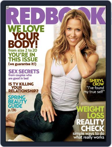 Redbook (Digital) February 22nd, 2006 Issue Cover