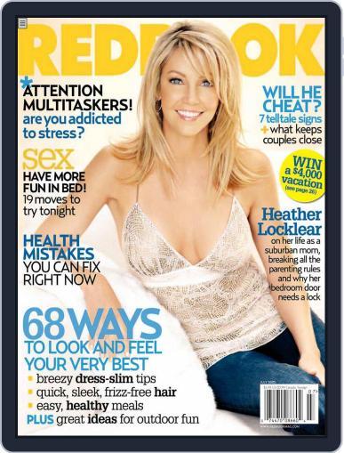 Redbook (Digital) June 14th, 2005 Issue Cover