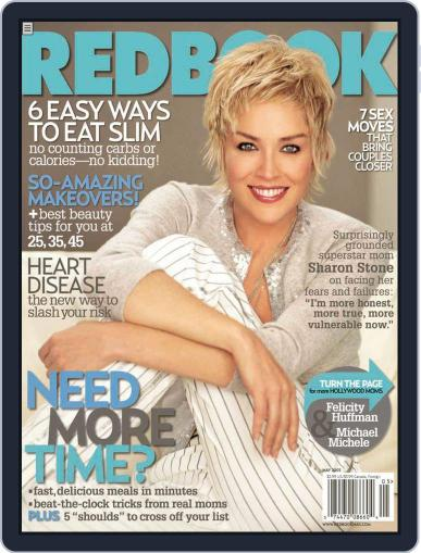 Redbook (Digital) May 2nd, 2005 Issue Cover