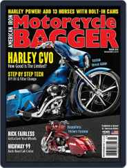 Motorcycle Bagger (Digital) Subscription March 1st, 2015 Issue