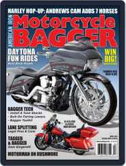 Motorcycle Bagger (Digital) Subscription February 20th, 2014 Issue