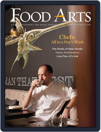 Food Arts May 2nd, 2014 Digital Back Issue Cover