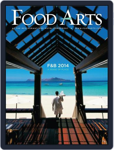 Food Arts March 28th, 2014 Digital Back Issue Cover