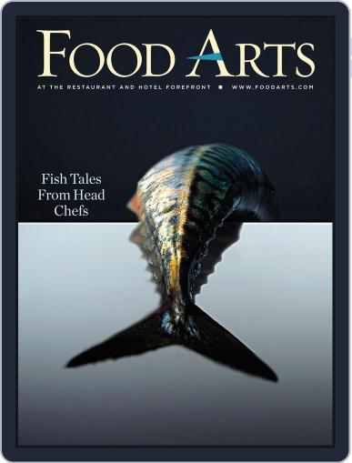 Food Arts March 6th, 2014 Digital Back Issue Cover