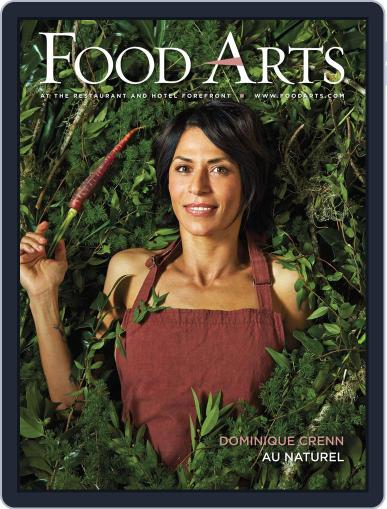 Food Arts December 9th, 2013 Digital Back Issue Cover
