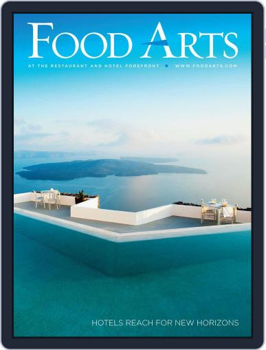 Food Arts October 30th, 2013 Digital Back Issue Cover