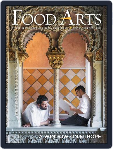 Food Arts October 1st, 2013 Digital Back Issue Cover