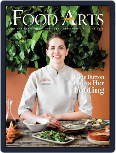 Food Arts May 31st, 2013 Digital Back Issue Cover