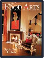 Food Arts (Digital) Subscription November 21st, 2012 Issue