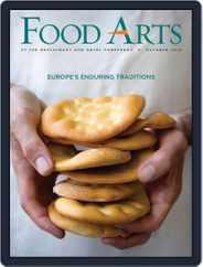 Food Arts (Digital) Subscription October 15th, 2012 Issue