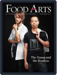 Food Arts (Digital) Subscription September 12th, 2012 Issue