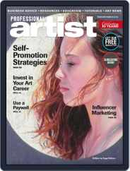 Professional Artist (Digital) Subscription December 21st, 2015 Issue