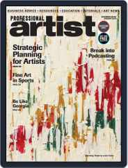 Professional Artist (Digital) Subscription November 5th, 2015 Issue