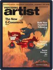 Professional Artist (Digital) Subscription September 3rd, 2015 Issue