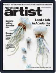 Professional Artist (Digital) Subscription July 9th, 2015 Issue