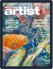 Professional Artist (Digital) Subscription May 5th, 2015 Issue