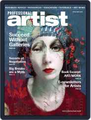 Professional Artist (Digital) Subscription March 5th, 2015 Issue