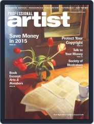 Professional Artist (Digital) Subscription January 10th, 2015 Issue