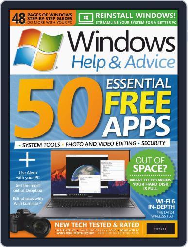 Windows Help & Advice December 1st, 2019 Digital Back Issue Cover