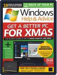 Windows Help & Advice (Digital) Subscription December 2nd, 2018 Issue