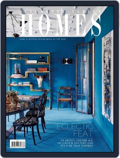 Tatler Homes Singapore December 1st, 2017 Digital Back Issue Cover
