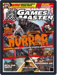 Gamesmaster (Digital) Subscription April 1st, 2018 Issue