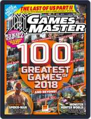 Gamesmaster (Digital) Subscription January 1st, 2018 Issue