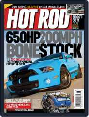 Hot Rod (Digital) Subscription January 17th, 2012 Issue