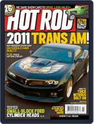 Hot Rod (Digital) Subscription January 19th, 2010 Issue