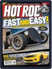 Hot Rod (Digital) Subscription September 15th, 2009 Issue