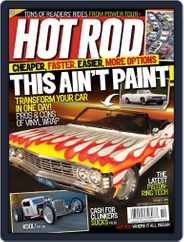 Hot Rod (Digital) Subscription August 18th, 2009 Issue