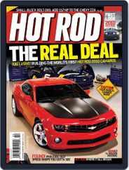 Hot Rod (Digital) Subscription December 16th, 2008 Issue