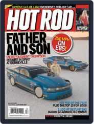 Hot Rod (Digital) Subscription October 21st, 2008 Issue