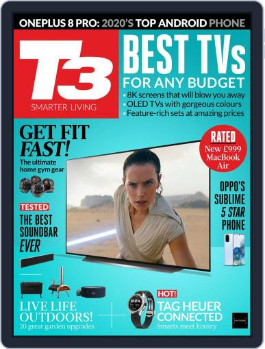 T3 (Digital) June 1st, 2020 Issue Cover