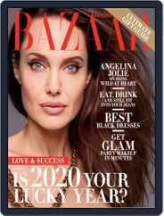 Harper's Bazaar (Digital) Subscription December 1st, 2019 Issue