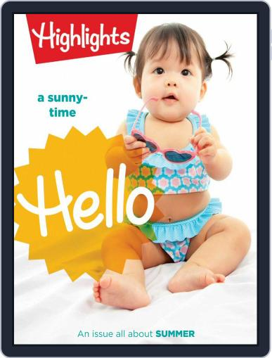 Highlights Hello June 1st, 2020 Digital Back Issue Cover