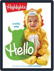 Highlights Hello (Digital) Subscription March 1st, 2020 Issue