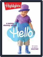 Highlights Hello (Digital) Subscription October 1st, 2018 Issue
